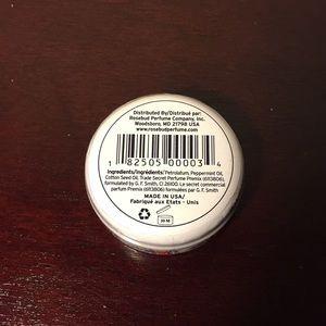Smith's Rosebud Perfume Company Makeup - Brand New Sealed Smith's Minted Rose Lip Balm